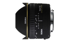 15mm F2.8 EX DG DIAGONAL FISHEYE