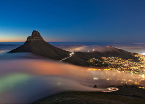 national-geographic/Cape Town Fog