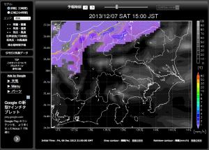 雲量グラフ|GPV気象予報