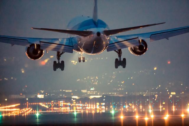 伊丹空港 - 千里川