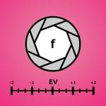 f値とEVの関係