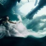 Von Wongの水中ポートレート写真