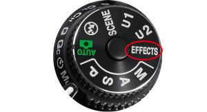 D750の特長 その11「スペシャルエフェクトモード」