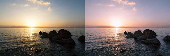 Lightroomプリセット(Sunset001)サンプル001