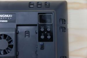 YONGNUO YN900 操作ボタン