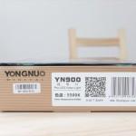 YONGNUO YN900 パッケージ