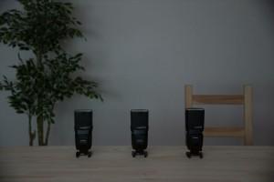 YONGNUO YN900 未使用で定常光のみで撮影